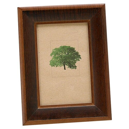 Fetco home decor eco woods sierra two tone picture frame reviews wayfair Home decoration photo frames
