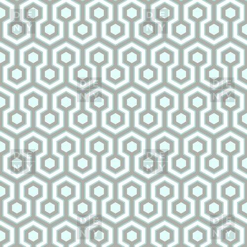 DENY Designs Caroline Okun Polyester Icicle Shower Curtain
