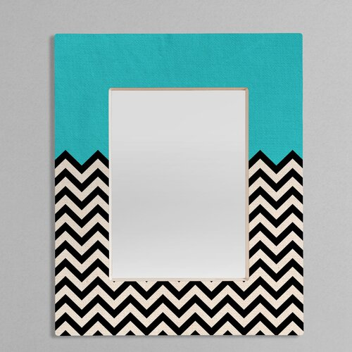 Bianca Green Follow The Sky Rectangular Mirror