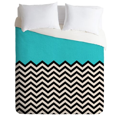 Bianca Green Follow the Sun Microfiber Duvet Cover