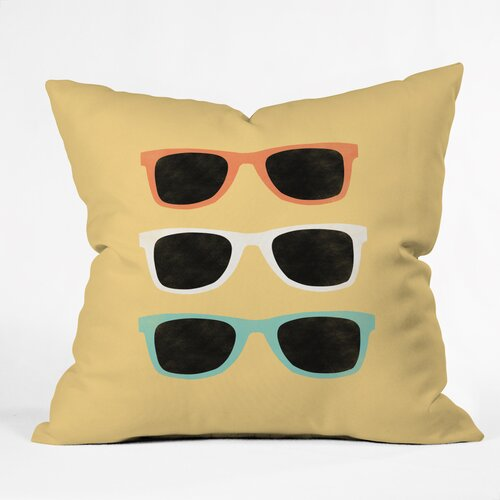 Allyson Johnson Summer Shades Outdoor Throw Pillow