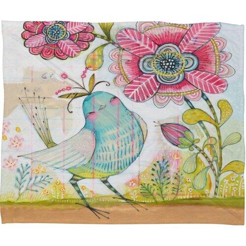 Cori Dantini I Love You More Polyester Fleece Throw Blanket