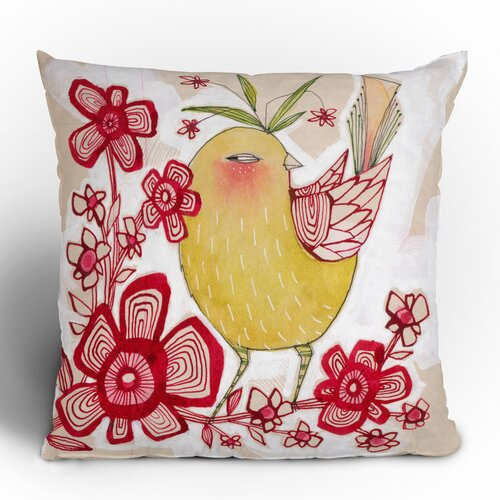 DENY Designs Cori Dantini Sweetie Pie Woven Polyester Throw Pillow