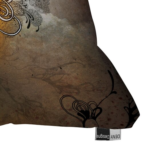 DENY Designs Iveta Abolina Before The Storm Indoor / Outdoor Polyester Throw Pillow