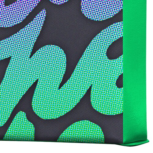 DENY Designs Seize The Daze by Wesley Bird Textual Art on Canvas