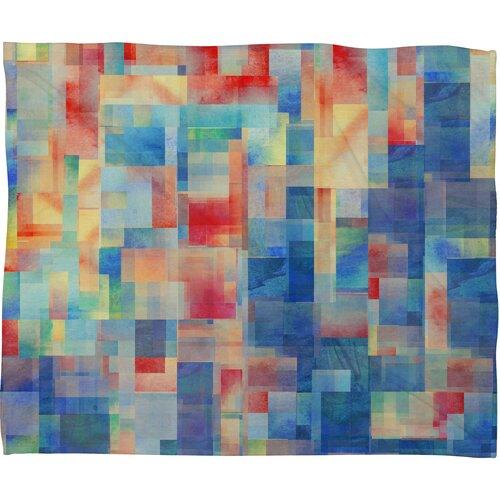 Jacqueline Maldonado Torrentremix Fleece Throw Blanket