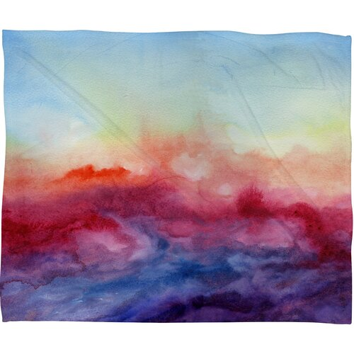 Jacqueline Maldonado Arpeggi Polyester Fleece Throw Blanket