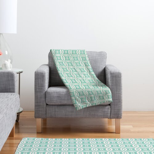 DENY Designs Khristian A Howell Desert Daydreams 9 Polyester Fleece Throw Blanket
