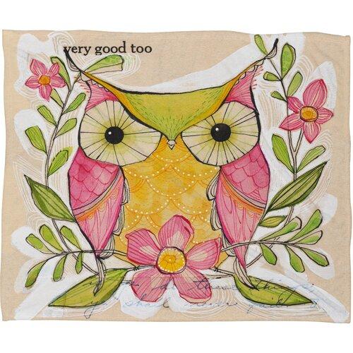 DENY Designs Cori Dantini Polyester Fleece Throw Blanket