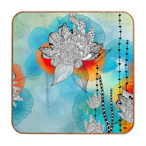 Coral by Iveta Abolina Framed Graphic Art Plaque