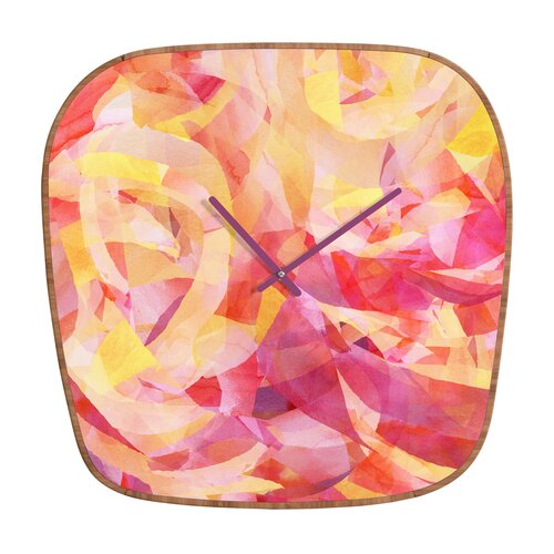 Jacqueline Maldonado Concentric Wall Clock