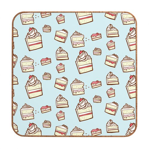 Cake Slices by Jennifer Denty Framed Graphic Art Plaque
