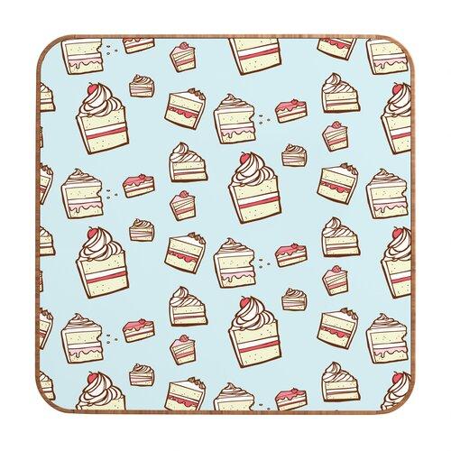 Cake Slices by Jennifer Denty Framed Graphic Art Plaque