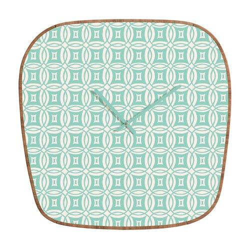 Khristian A Howell Desert Daydreams Wall Clock