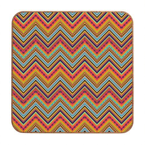 DENY Designs Tribal Chevron by Amy Sia Framed Graphic Art Plaque