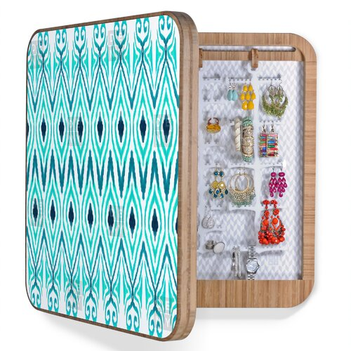 Amy Sia Ikat Jade Jewelry Box