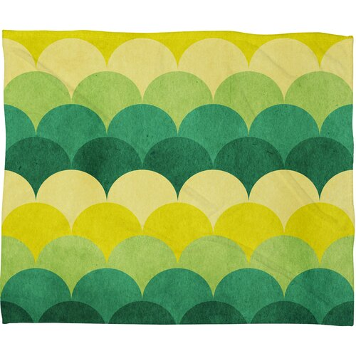 Arcturus Scales Polyesterrr Fleece Throw Blanket