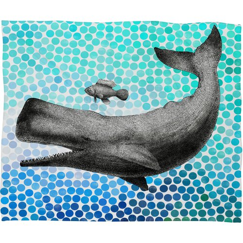Garima Dhawan New Friends 3 Polyesterrr Fleece Throw Blanket