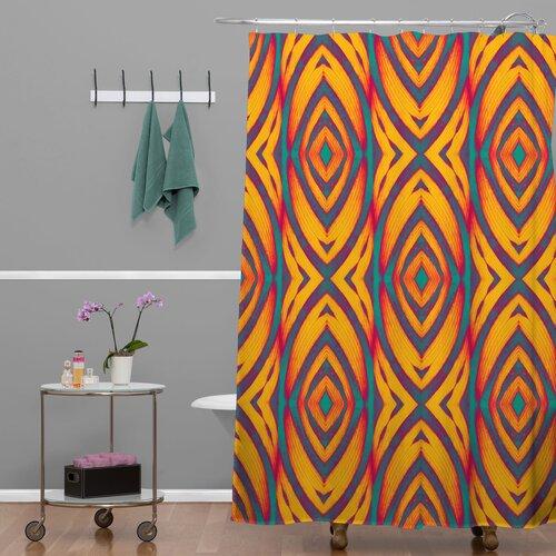 DENY Designs Wagner Campelo Polyester Maranta Shower Curtain