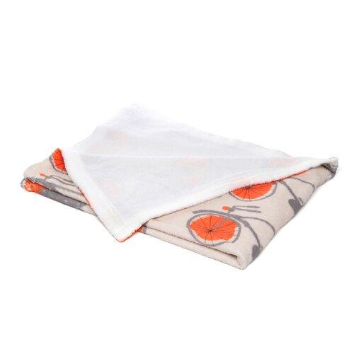 Mummysam Polyester Fleece Throw Blanket