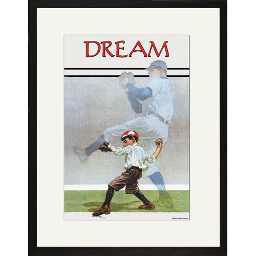 Buyenlarge Dream by Pierce Framed Graphic Art