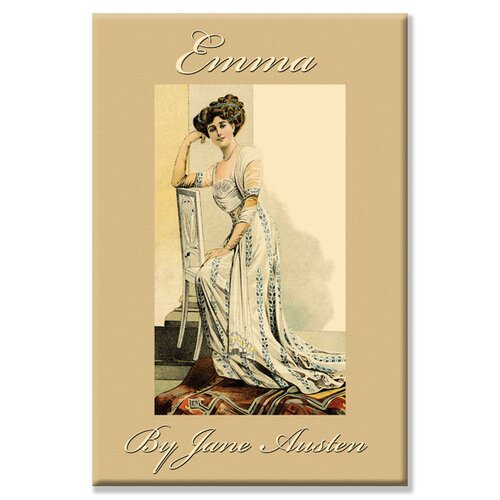 Buyenlarge Emma by Jane Austen Graphic Art on Canvas