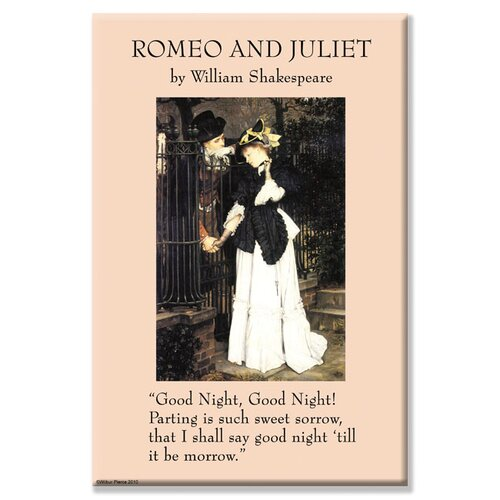 Buyenlarge Romeo and Juliet Graphic Art on Canvas