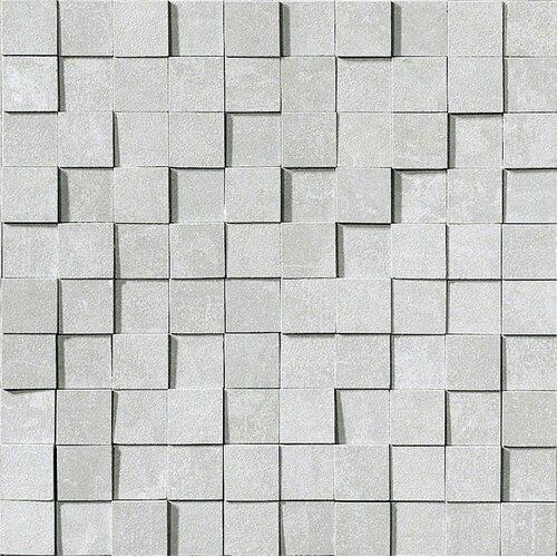Marca Corona Reactions Glazed Porcelain Brick in Grey