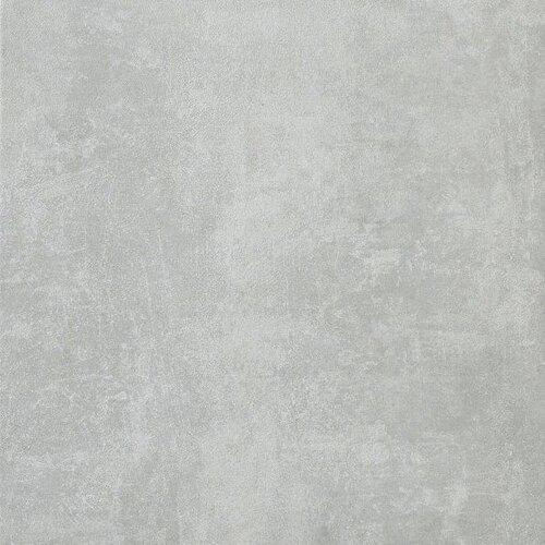 "Marca Corona Reactions 12"" x 3"" Bullnose Tile Trim in Grey"