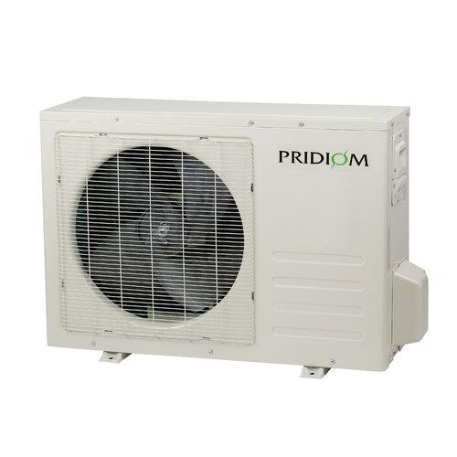 Pridiom Single Zone Inverter 24000 BTU Energy Efficient Air Conditioner with Remote
