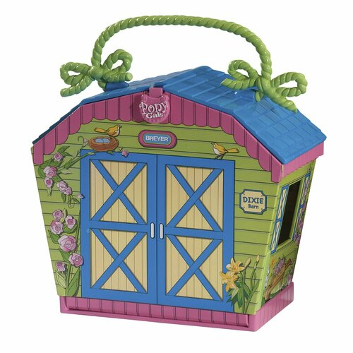 Dixie Travel Barn Play Set