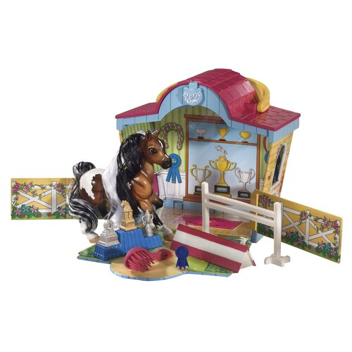 Breyer Horses Chloe Travel Arena Play Set