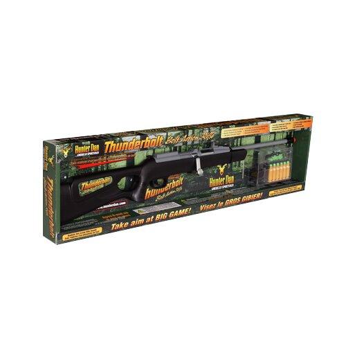 Hunter Dan Thunderbolt® Bolt Action Toy Rifle Set