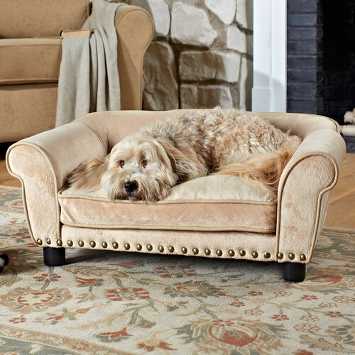 Enchanted Home Pet Dreamcatcher Dog Sofa Bed amp Reviews  : Enchanted Home Pet Dreamcatcher Dog Sofa Bed from www.wayfair.com size 500 x 500 jpeg 103kB