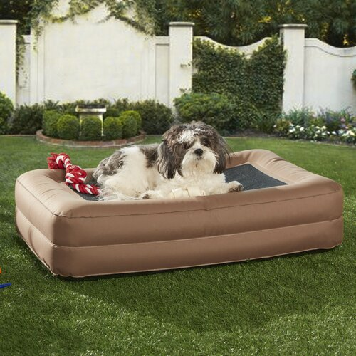 Enchanted Home Pet Outdoor Inflatable Dog Sofa