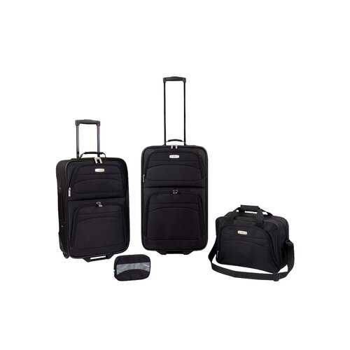 Granada 4 Piece Luggage Set