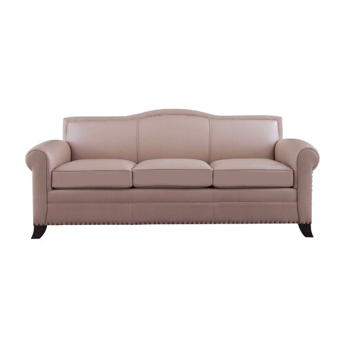 Leathercraft Cosmopolitan Leather Sofa