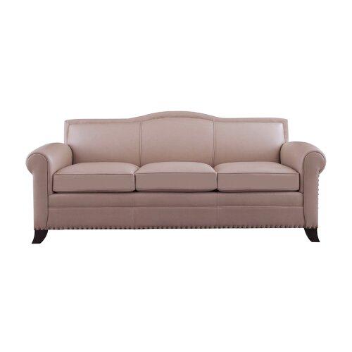 Leathercraft Cosmopolitan Leather Sofa