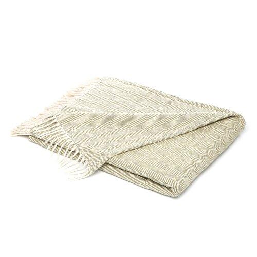 SFERRA Celine Brushed Cotton Throw