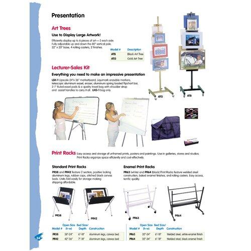 Testrite Standard Print Rack