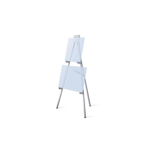 Testrite Convention and Hotel Facility Aluminum Easel