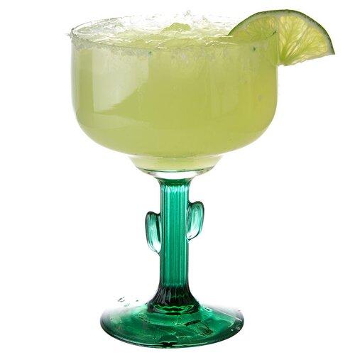 Libbey Cactus 12 oz. Margarita Glass