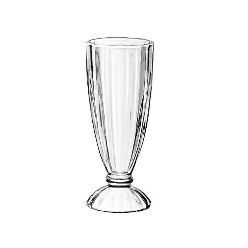 Libbey Soda Service 12 Oz. Fluted Glass