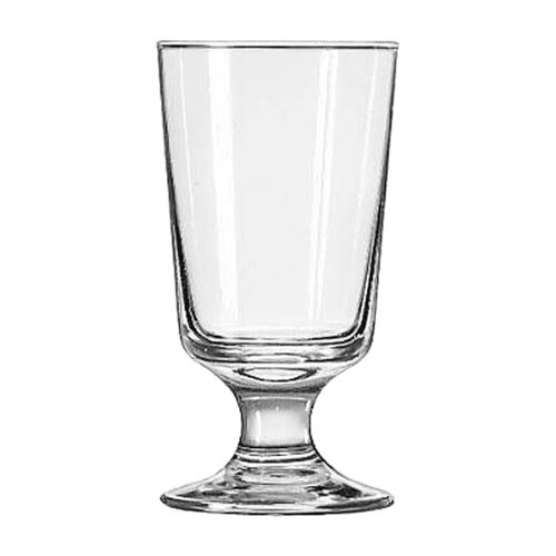 Libbey Embassy 8 oz. Footed Glass