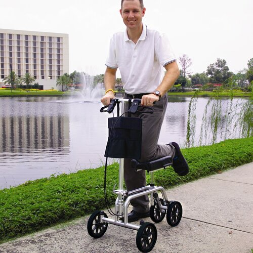 Essential Medical Free Spirit Knee Walker