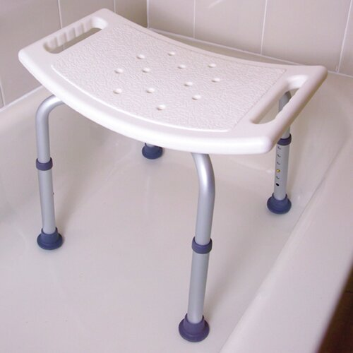 Essential medical shower chair amp reviews wayfair