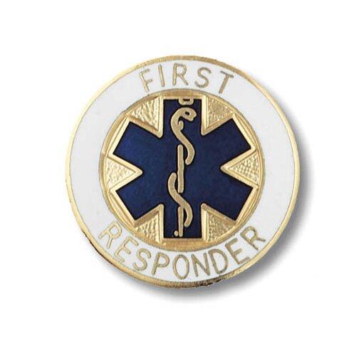 Prestige Medical First Responder Emblem Pin