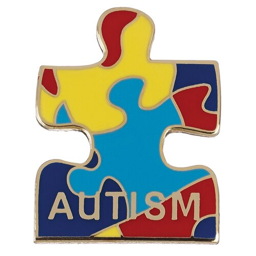 Prestige Medical Autism Letter Tacs