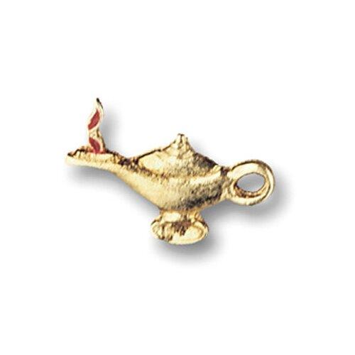 Gold Nightingale Lamp
