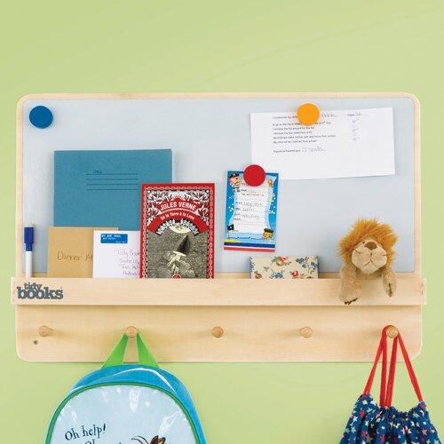 "Tidy Books Magnetic 2' x 1' 3"" Memo Board"